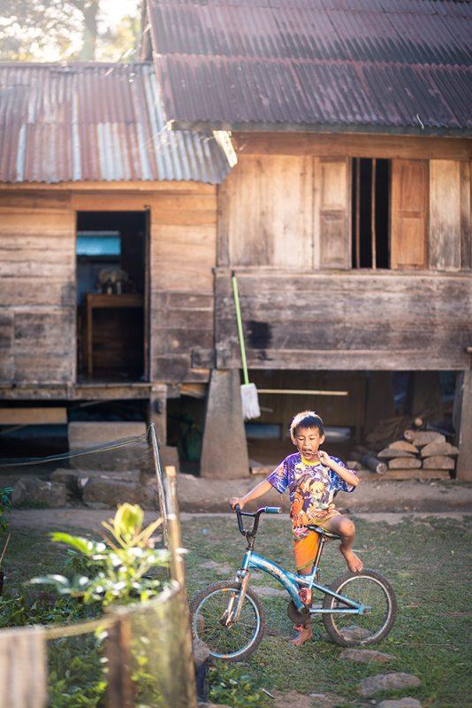 Hébergement chez l'habitant au Pays Toraja