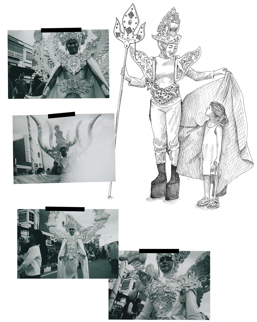 carnaval de gorontalo