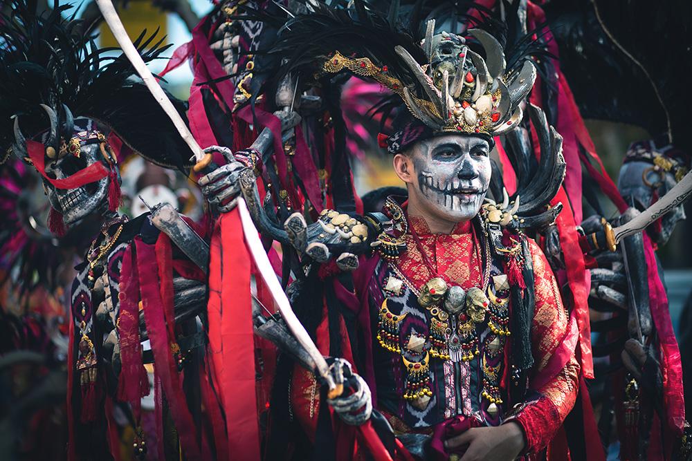 Carnaval de Gorontalo, Sulawesi