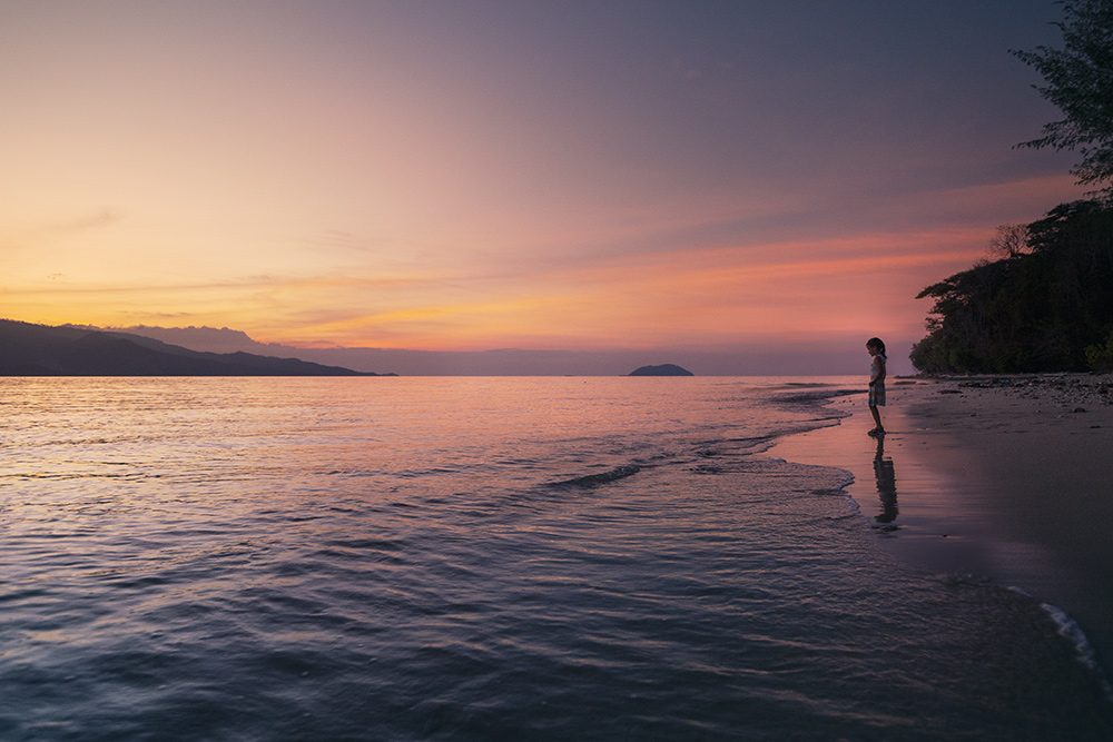 Lito Bohu : ile déserte à Sulawesi