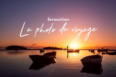 apprendre la photo de voyage
