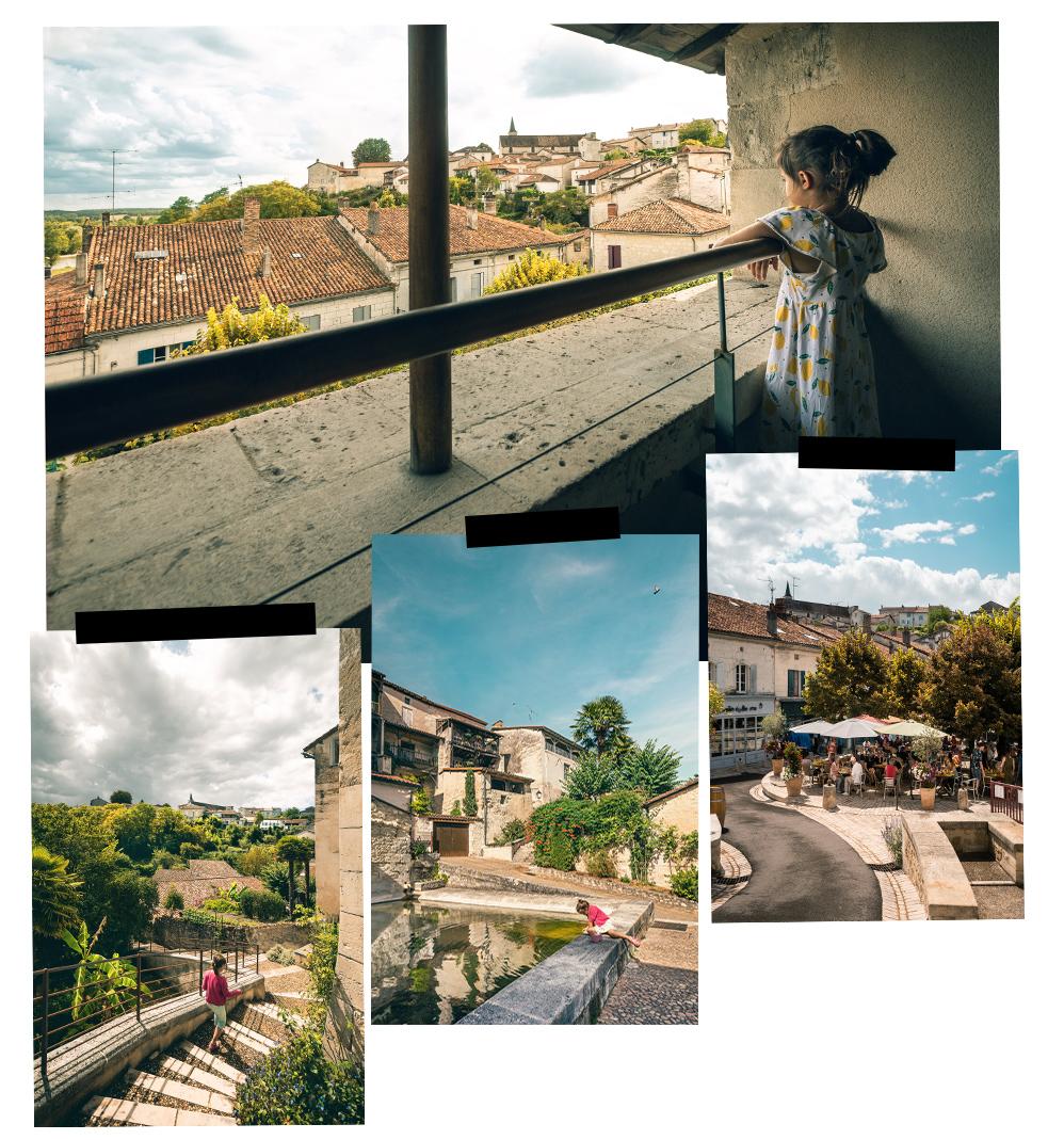 Aubeterre, l'un des plus jolis villages de France
