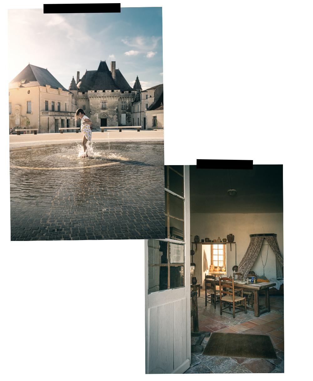 chateau de Barbezieux