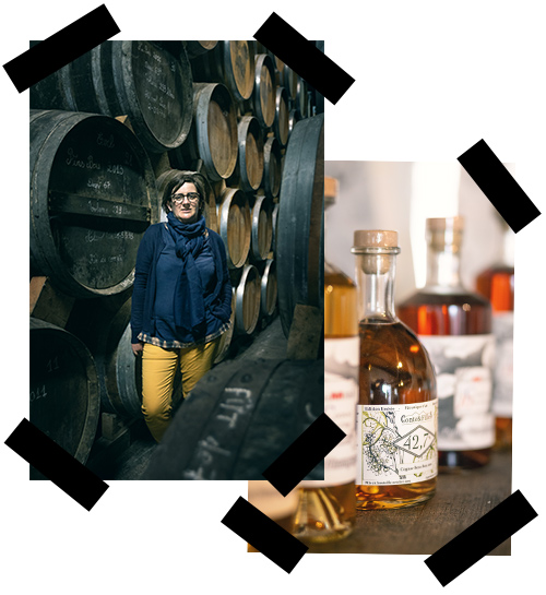 Cognac : Contes et filles
