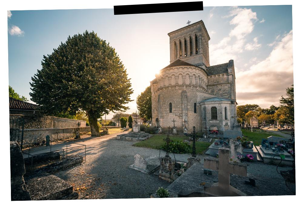 église de Passirac