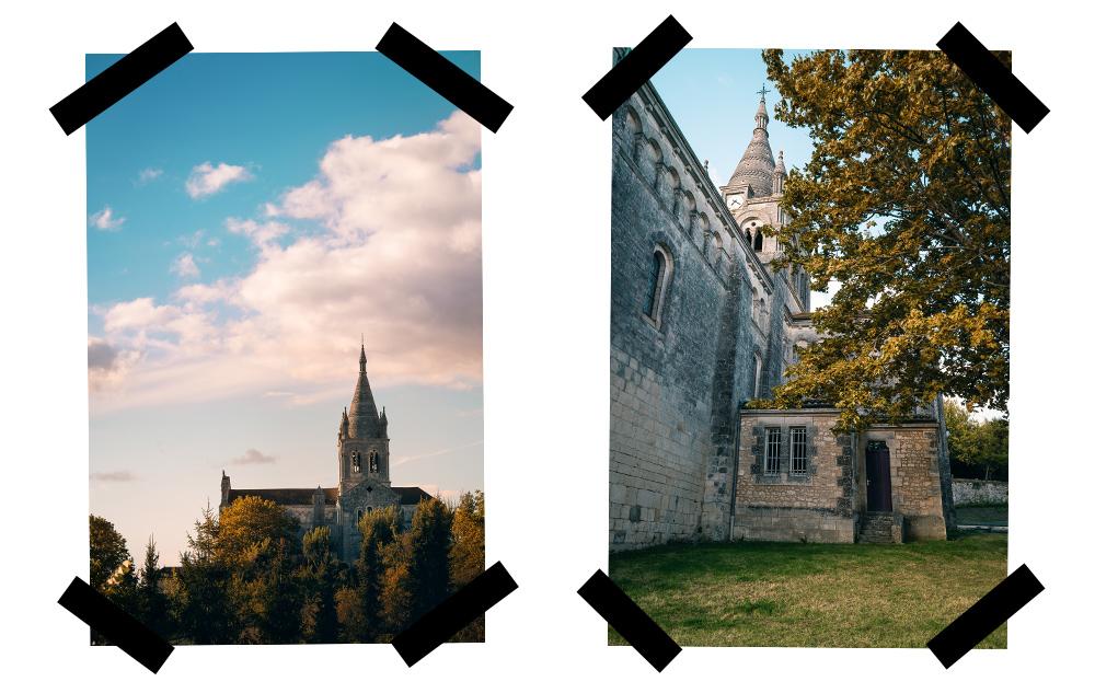 église de La valette